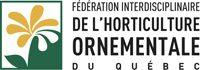 Logo Fédération interdisciplinaire de l'Horticulture ornementale du Québec